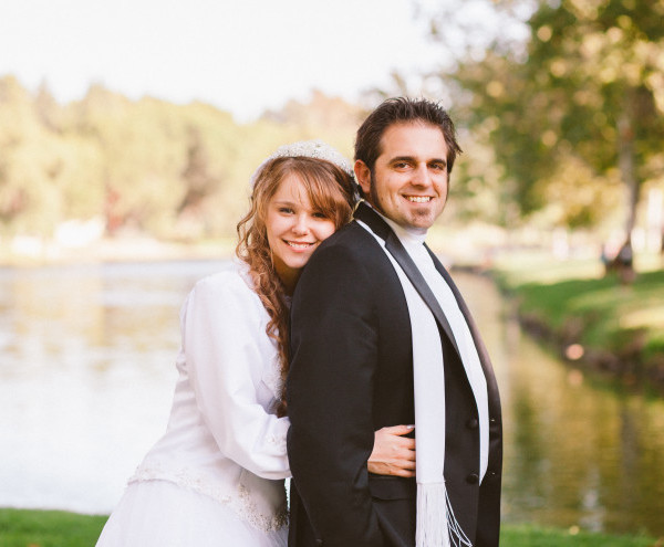 George & Leah's Wedding | Orange County Wedding Photographer