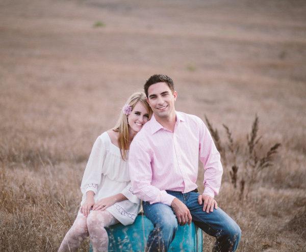 Chris & Lauren's 60's Mod Styled Shoot | Orange County Wedding Photographer