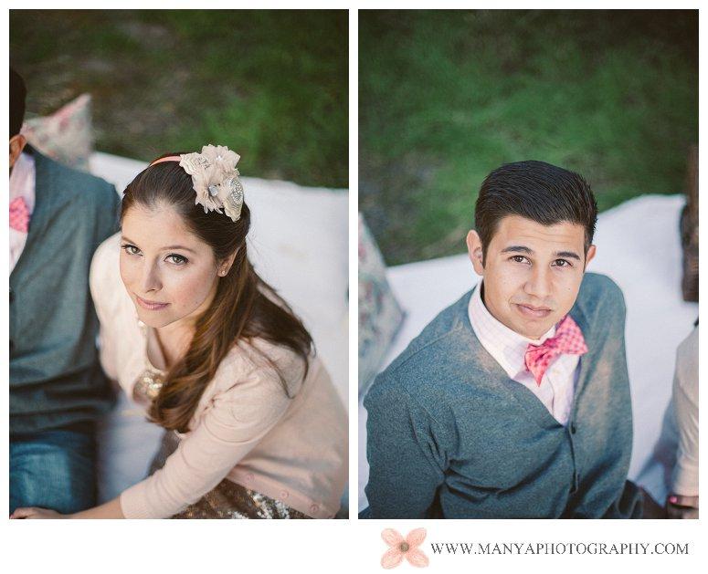 2014-02-01_0287- Valentine's Day Inspired Picnic Styled Engagement Shoot | Orange County Wedding Photographer