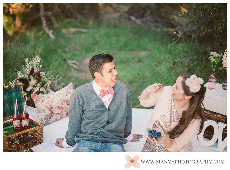 2014-02-01_0295- Valentine's Day Inspired Picnic Styled Engagement Shoot | Orange County Wedding Photographer
