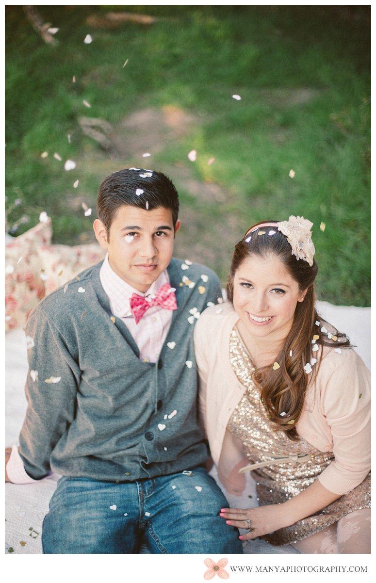 2014-02-01_0326- Valentine's Day Inspired Picnic Styled Engagement Shoot | Orange County Wedding Photographer
