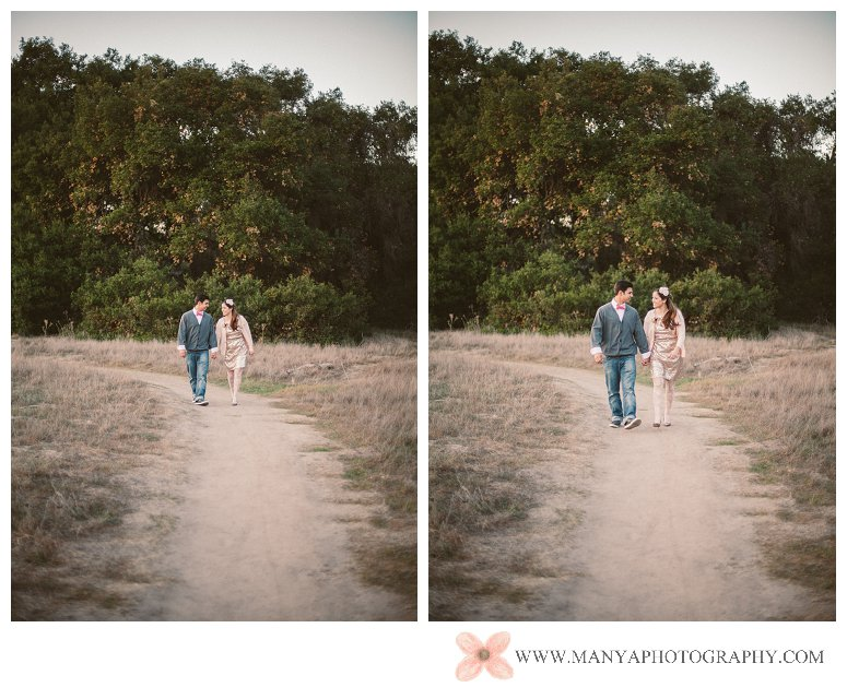 2014-02-01_0329- Valentine's Day Inspired Picnic Styled Engagement Shoot | Orange County Wedding Photographer