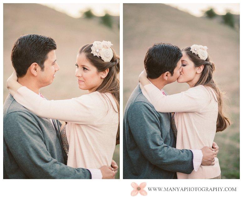 2014-02-01_0356- Valentine's Day Inspired Picnic Styled Engagement Shoot | Orange County Wedding Photographer