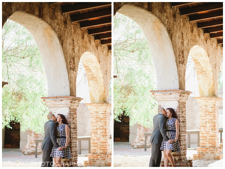 2014-06-13_0008- Sergio and Patti | Engagement | Mission San Juan Capistrano Wedding Photographer | Manya Photography
