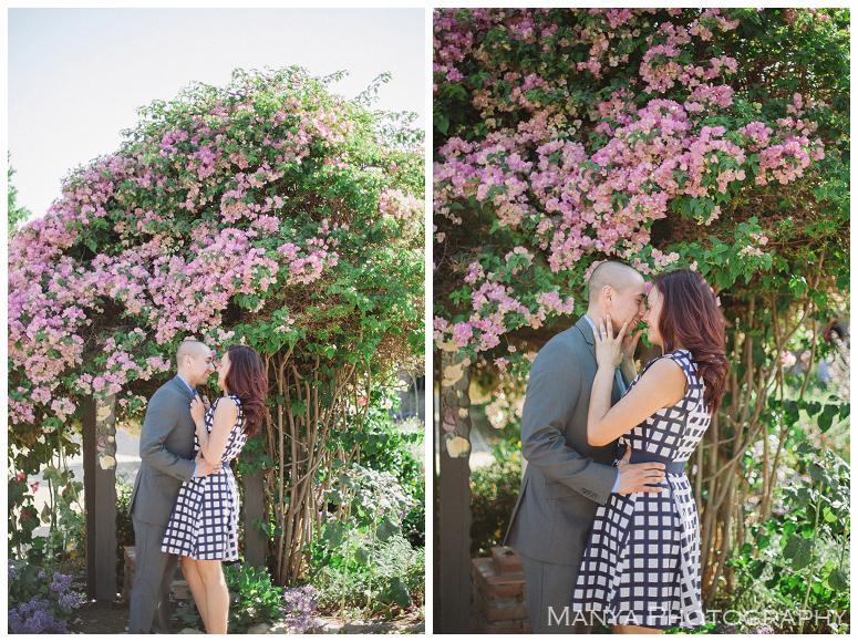 2014-06-13_0026- Sergio and Patti | Engagement | Mission San Juan Capistrano Wedding Photographer | Manya Photography