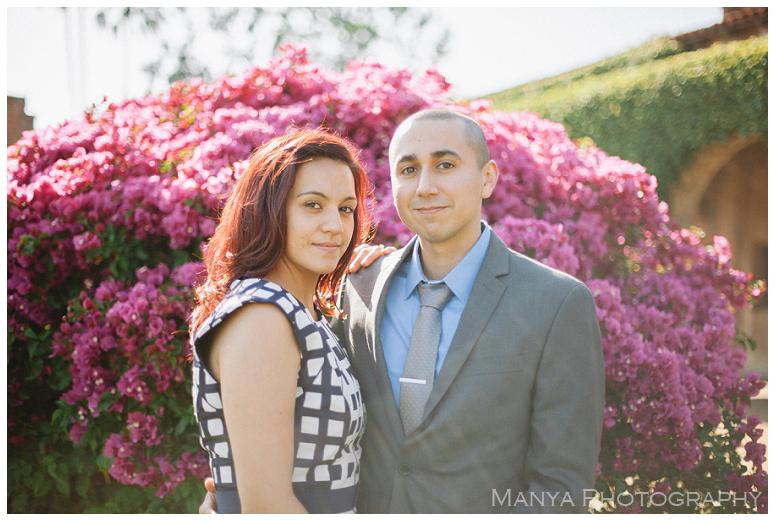 2014-06-13_0035- Sergio and Patti | Engagement | Mission San Juan Capistrano Wedding Photographer | Manya Photography