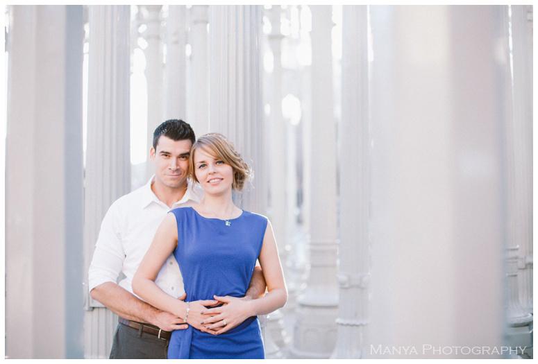 2015-02-04_0013- Mike & Olga | Engagement | LACMA Los Angeles | Southern California Wedding Photographer | Manya Photography