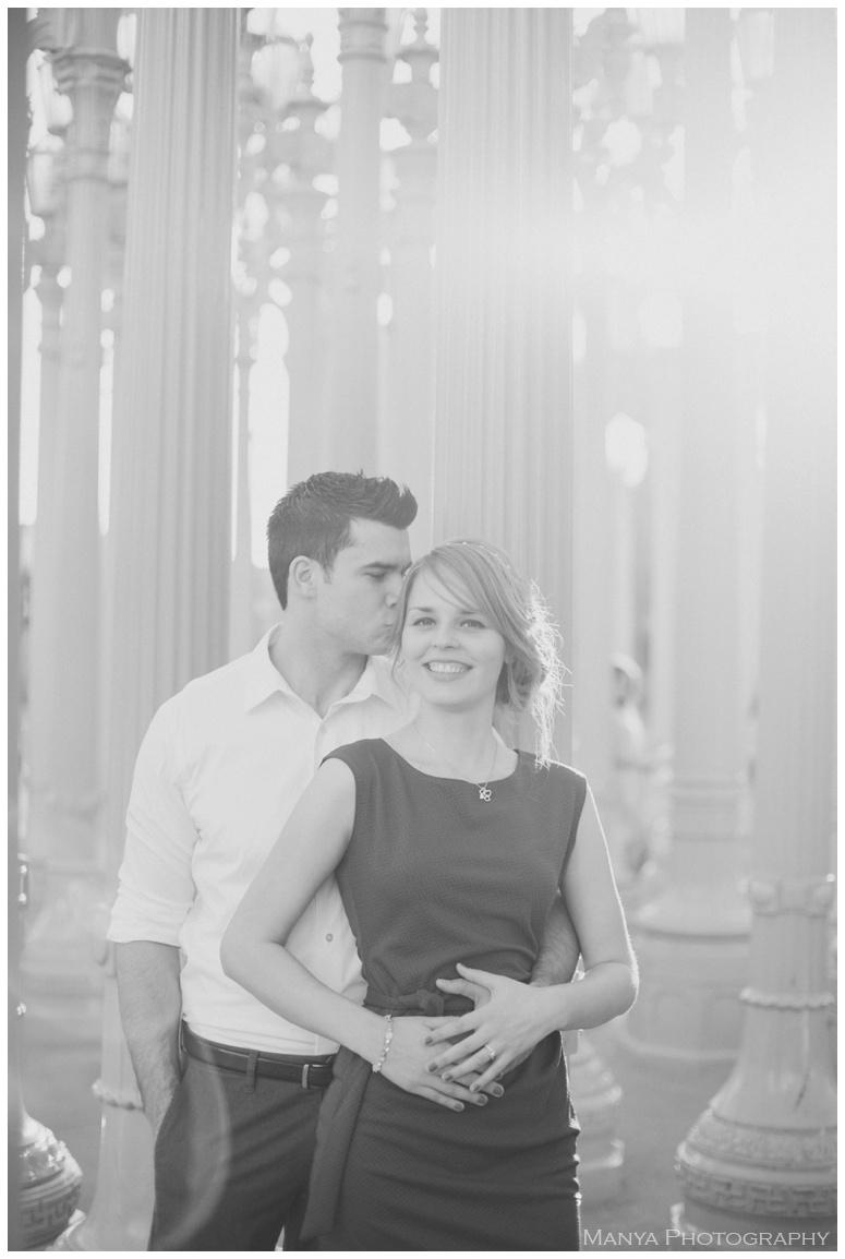2015-02-04_0014- Mike & Olga | Engagement | LACMA Los Angeles | Southern California Wedding Photographer | Manya Photography