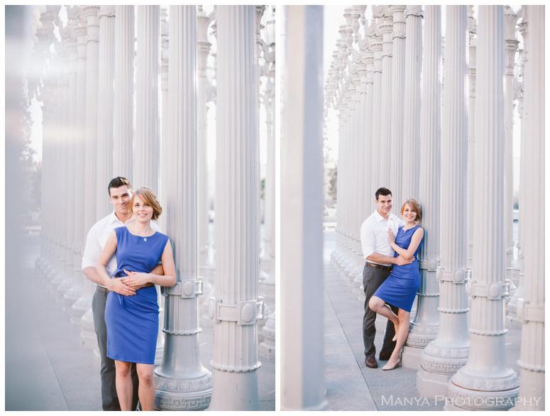 2015-02-04_0018- Mike & Olga | Engagement | LACMA Los Angeles | Southern California Wedding Photographer | Manya Photography