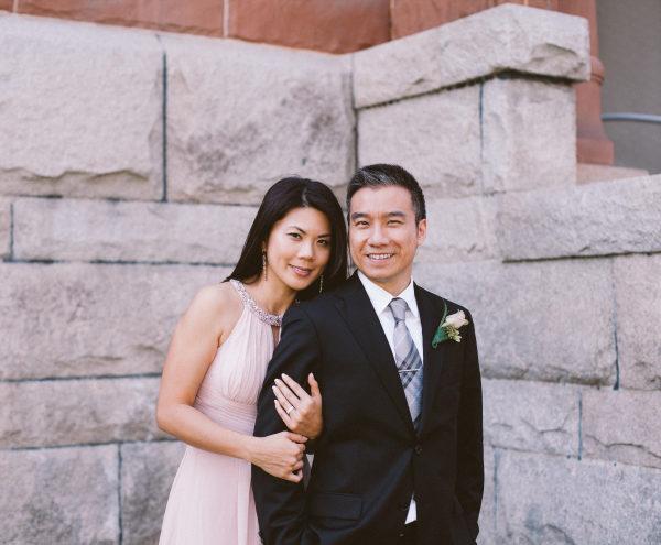 William and Maryann | Wedding | Santa Ana Court House | Orange County Wedding Photographer | Manya Photography