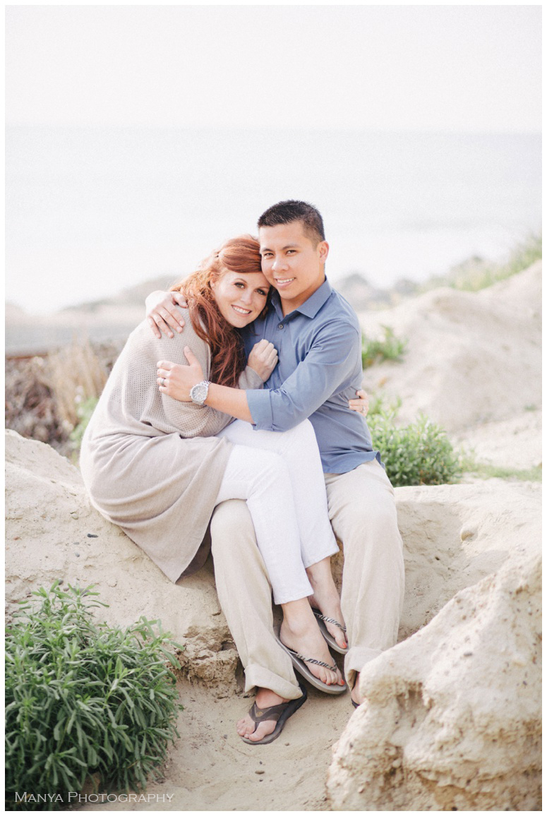 2015-03-08_0021- Isaiah & Kate | Engagement | San Clemente Beach | Southern California Wedding Photographer | Manya Photography