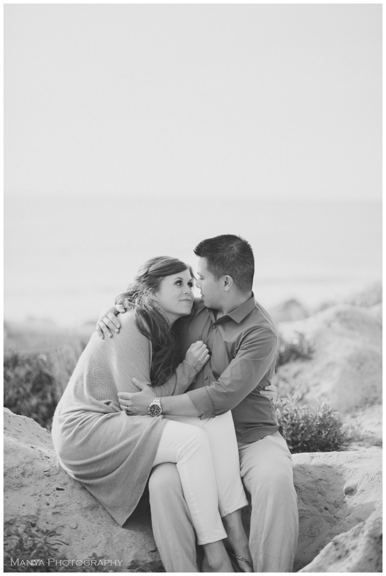 2015-03-08_0022- Isaiah & Kate | Engagement | San Clemente Beach | Southern California Wedding Photographer | Manya Photography