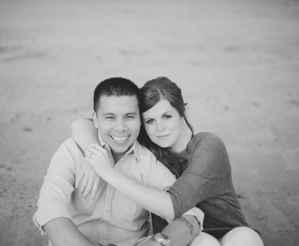Isaiah & Kate | Engagement | San Clemente Beach | Southern California Wedding Photographer | Manya Photography