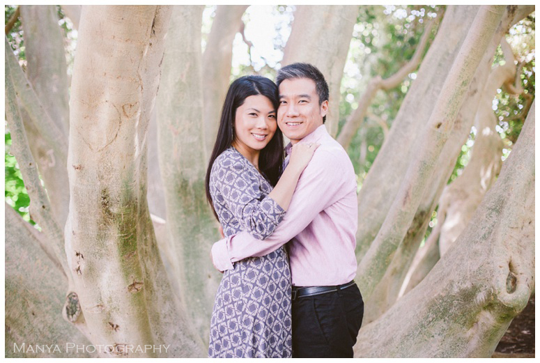 2015-04-22_0011- William and Maryann | Engagement | Fullerton Arboretum | Orange County Wedding Photographer