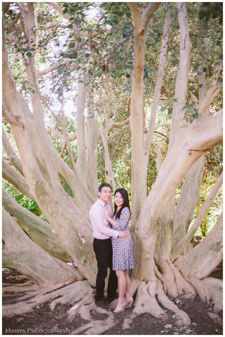 2015-04-22_0018- William and Maryann | Engagement | Fullerton Arboretum | Orange County Wedding Photographer