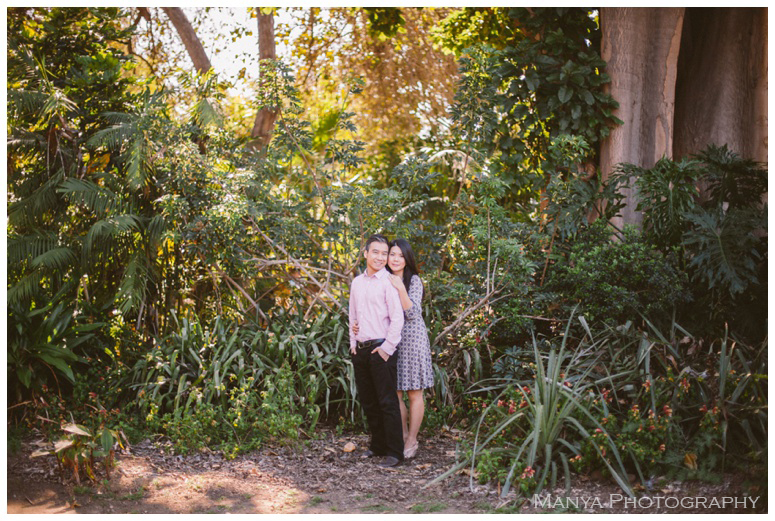 2015-04-22_0021- William and Maryann | Engagement | Fullerton Arboretum | Orange County Wedding Photographer