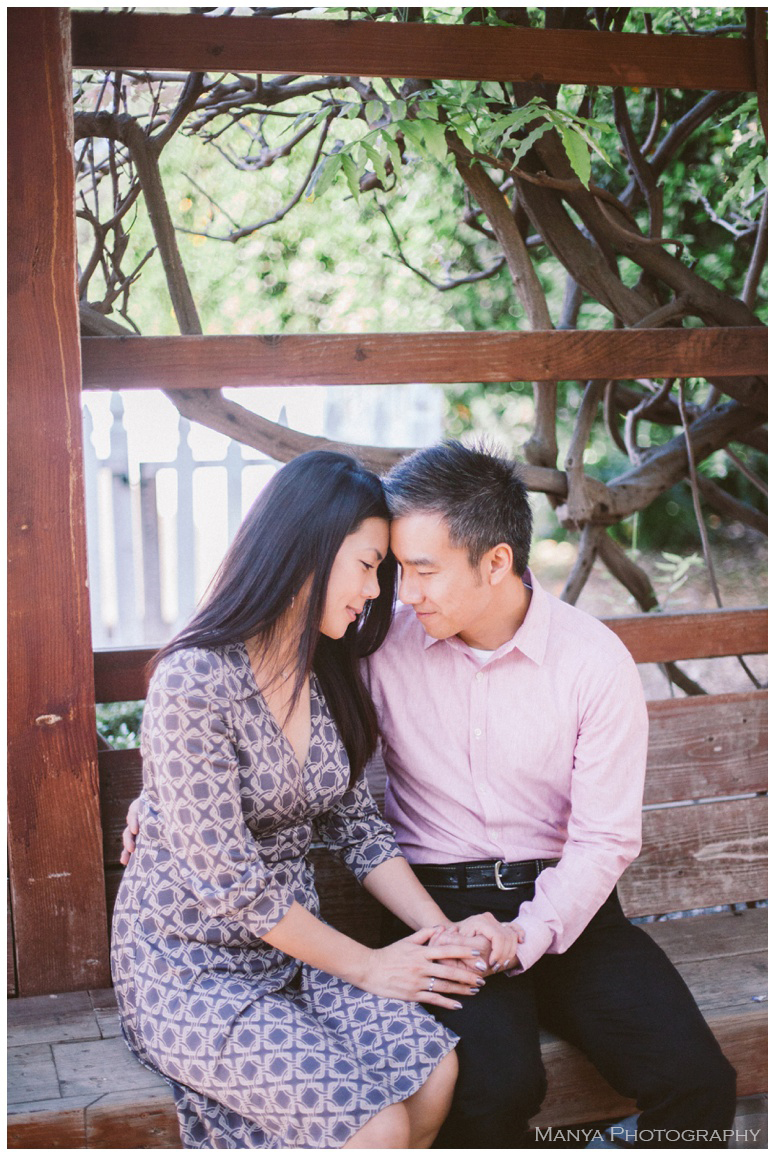 2015-04-22_0043- William and Maryann | Engagement | Fullerton Arboretum | Orange County Wedding Photographer