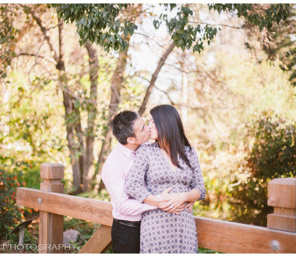 William and Maryann | Engagement | Fullerton Arboretum | Orange County Wedding Photographer