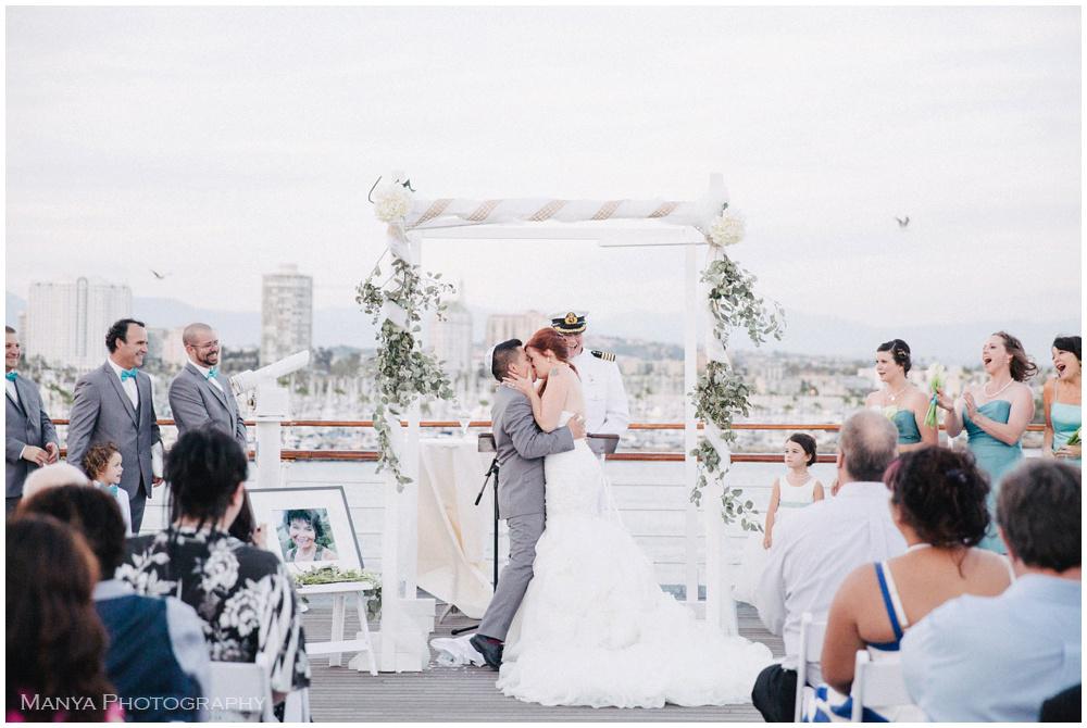 Isaiah and Kate | Wedding | Queen Mary | Long Beach Wedding Photographer | Manya Photography__0040