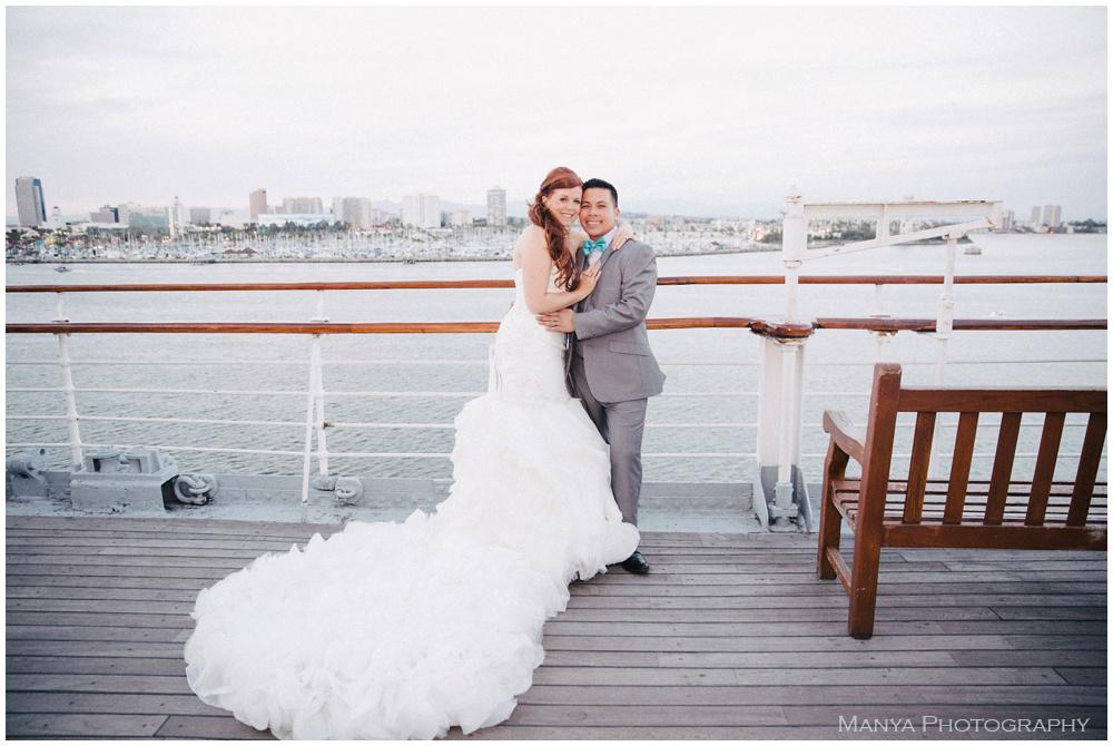 Isaiah and Kate | Wedding | Queen Mary | Long Beach Wedding Photographer | Manya Photography__0055