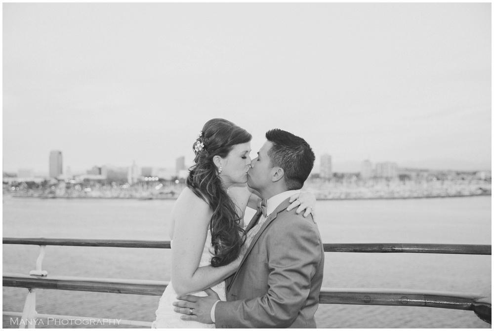 Isaiah and Kate | Wedding | Queen Mary | Long Beach Wedding Photographer | Manya Photography__0058