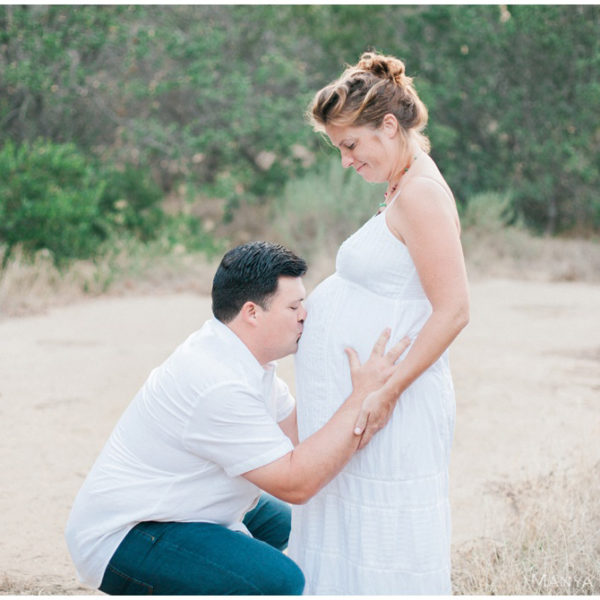 Maternity Shoot: Sarah + Matt