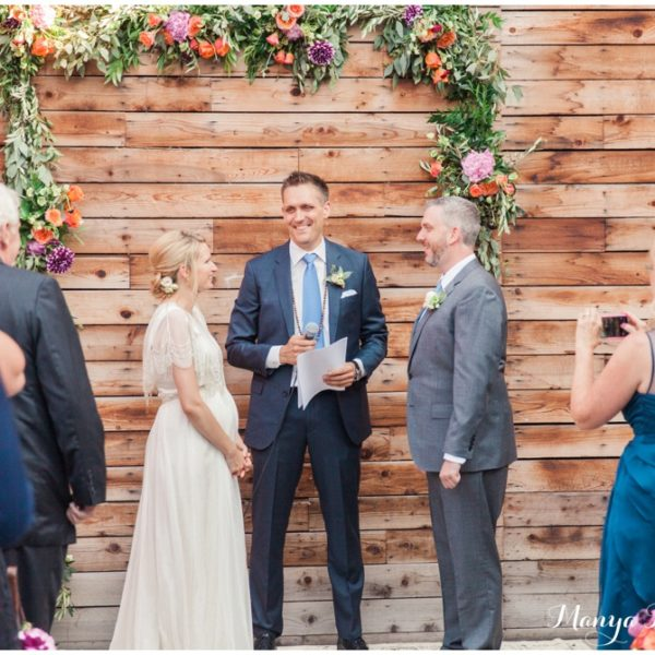 Wedding: Chris + Maggie | The Holding Co | Los Angeles Wedding Photographer