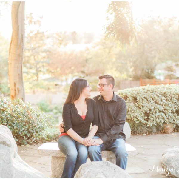 Engagement: Joe + Jillian | Cal Poly Pomona
