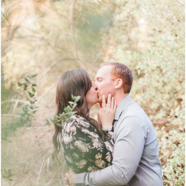 Engagement: Joey + Laise | Orange County Wedding Photographer | Santiago Oaks Regional Park