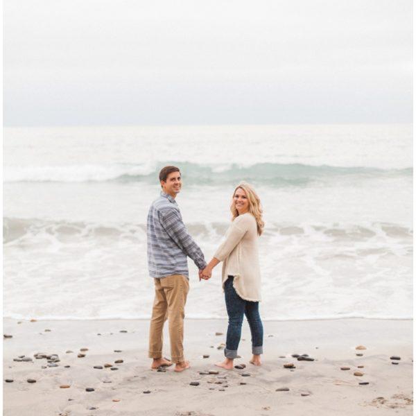 Engagement: Dave + Stephanie | Carlsbad | San Diego County Wedding Photographer