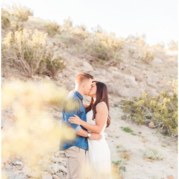 Engagement: Isaiah + Lauren | Palm Springs Wedding Photographer
