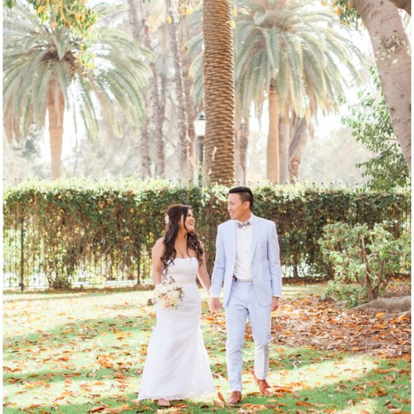 Wedding: Eric + Anh | Castle Green Pasadena | Los Angeles Wedding Photographer