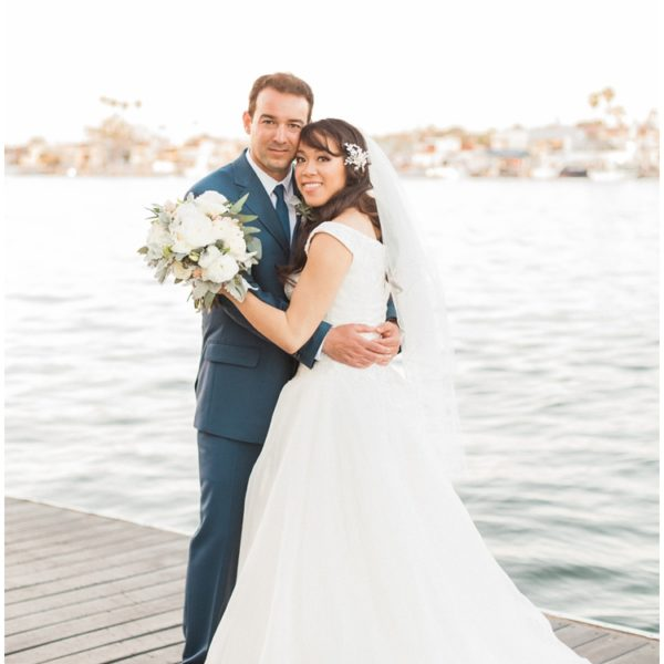 Wedding: Bill + Kat | Harborside Restaurant Newport Beach | Orange County Wedding Photographer