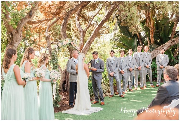 Wedding Dave Stephanie San Diego Botanic Garden Encinitas San Diego County Wedding Photographer Manya Photography