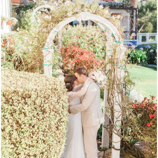 Wedding: Tyler + Sarah | La Venta Inn Palos Verdes | Los Angeles County Wedding Photographer